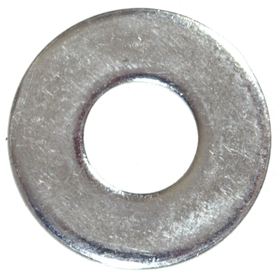 Hillman 10-Count 20-mm Zinc Plated Metric Flat Washers