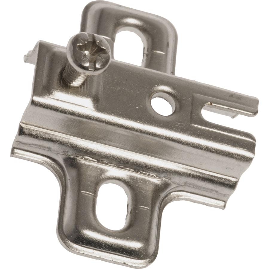 Hillman Steel Mounting Plate