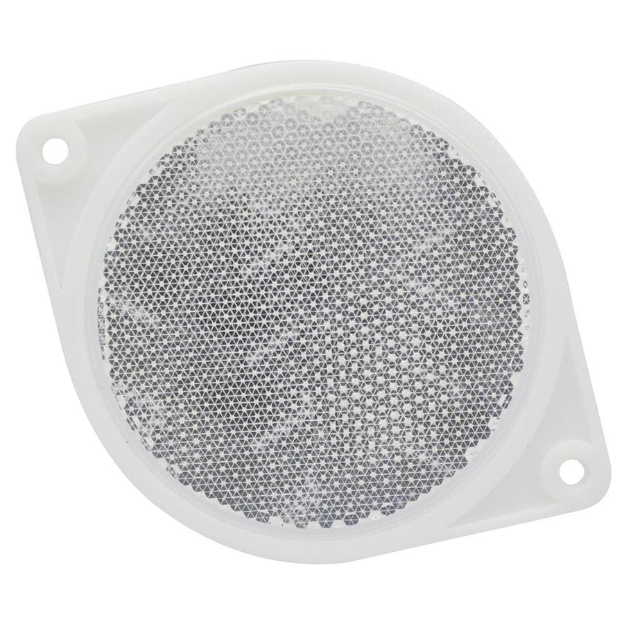 The Hillman Group 3.25-in Clear Driveway Reflector