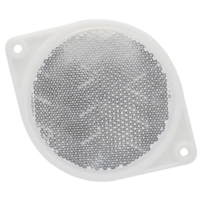 Hillman 3-in Clear Reflector at Lowes com