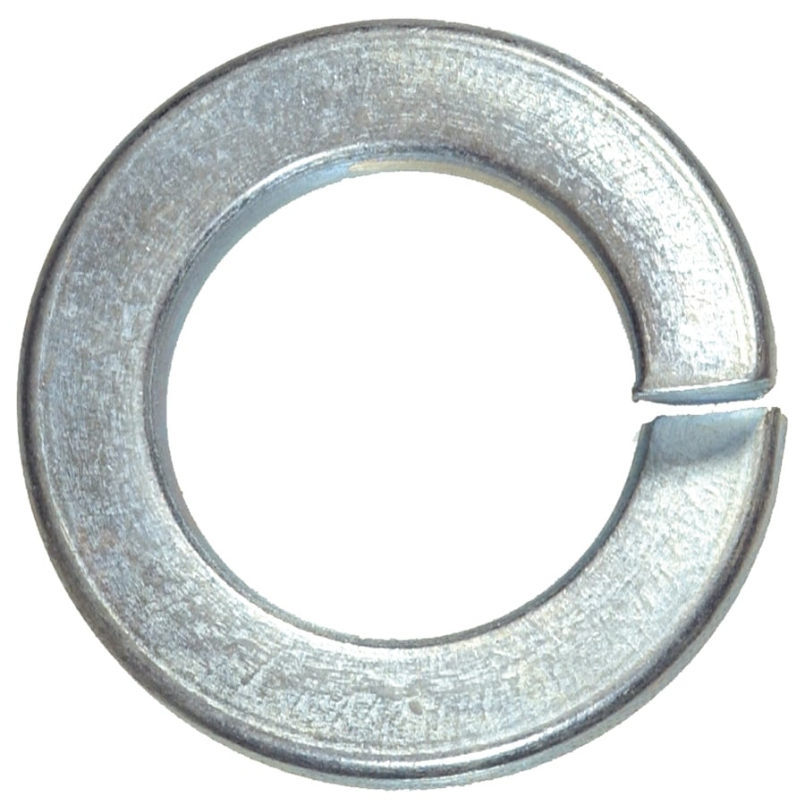Project Pak 25-Count 3/8-in Standard (SAE) Split Lock Washers