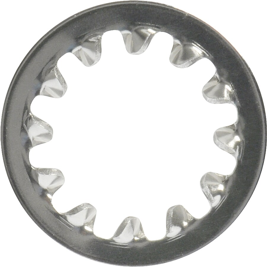 The Hillman Group 60-Count #8 Standard (SAE) Internal Tooth Lock Washers
