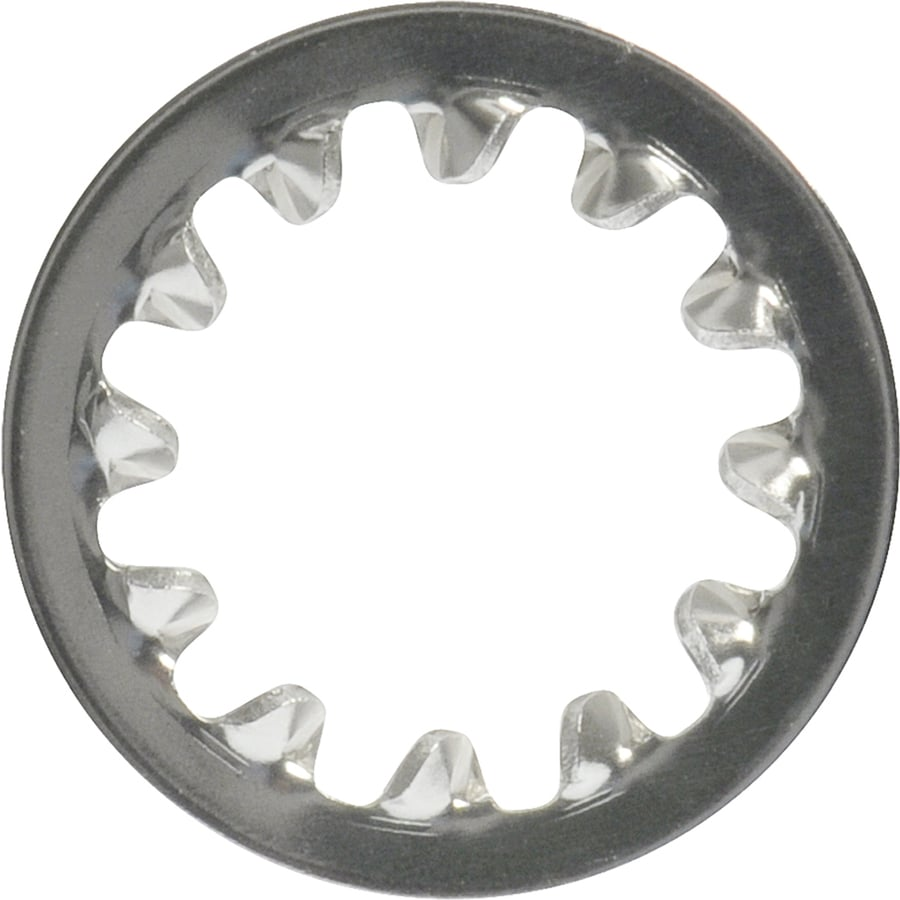 Hillman 40-Count 3/8-in Standard (SAE) Internal Tooth Lock Washers