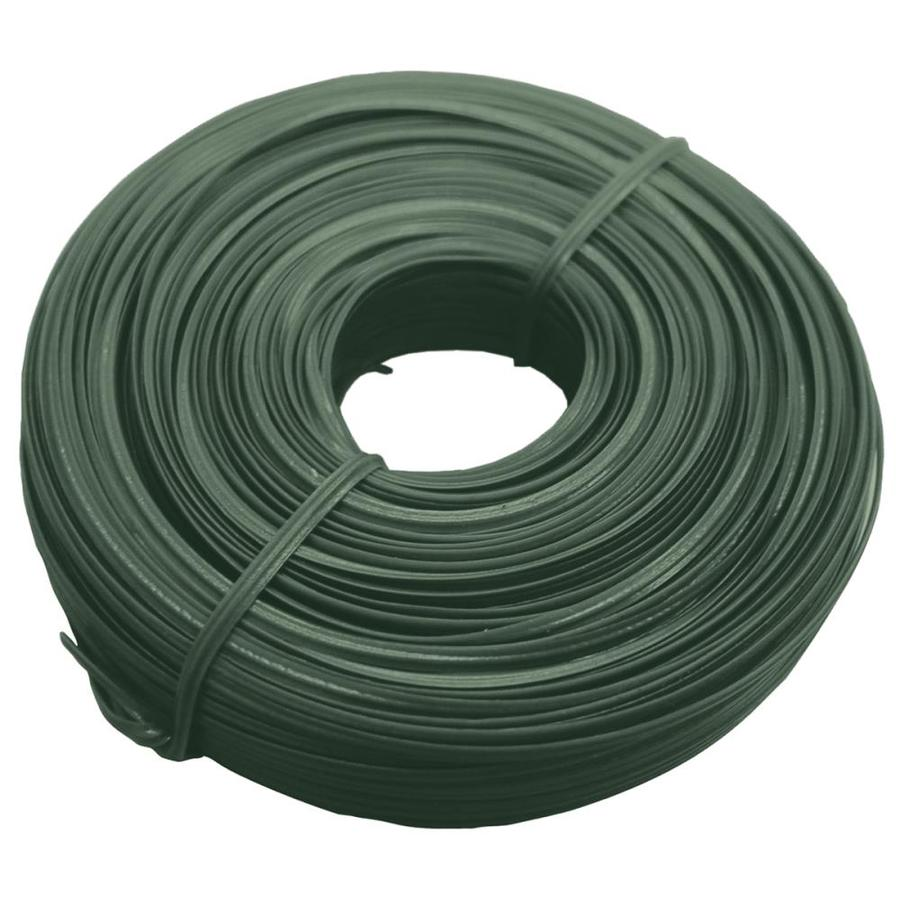 Pvc Coated Wire : Shop anchor wire plastic coated garden at lowes
