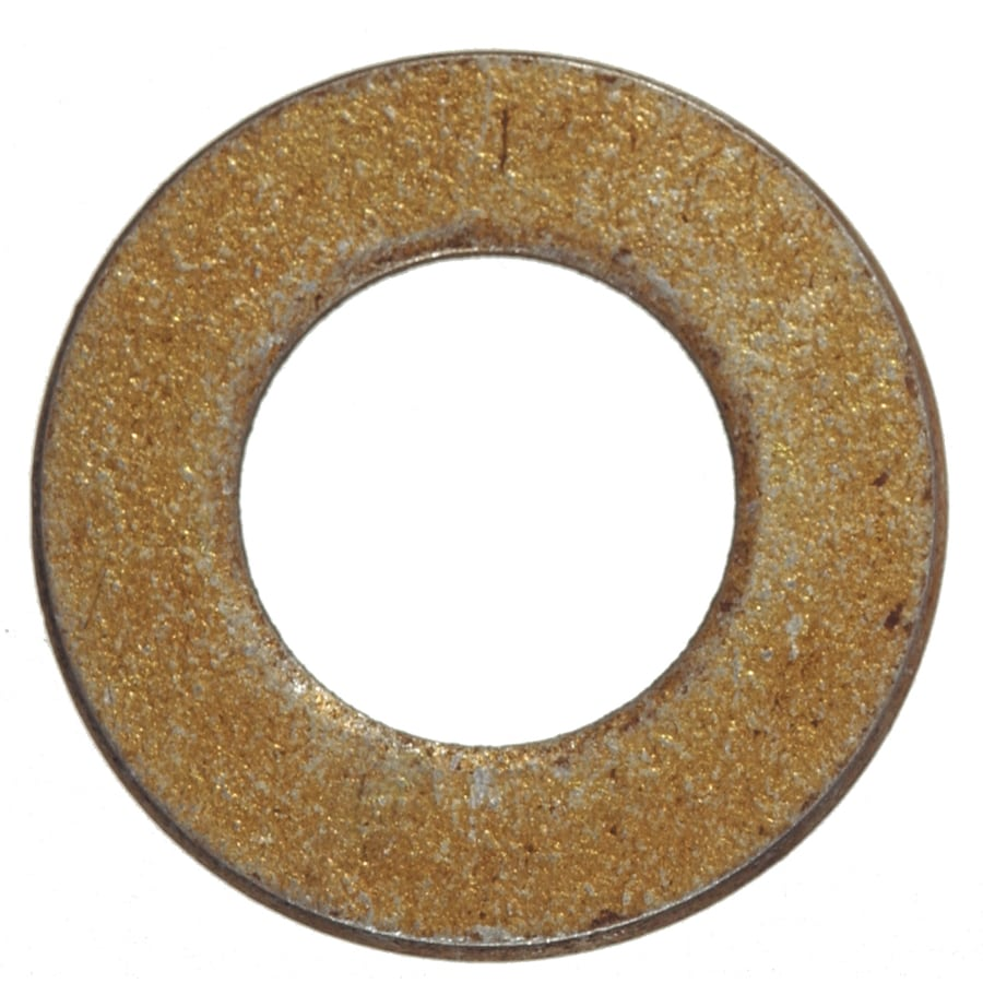 The Hillman Group 5-Count 1/4-in x 3/4-in Zinc Plated Standard (SAE) Flat Washers