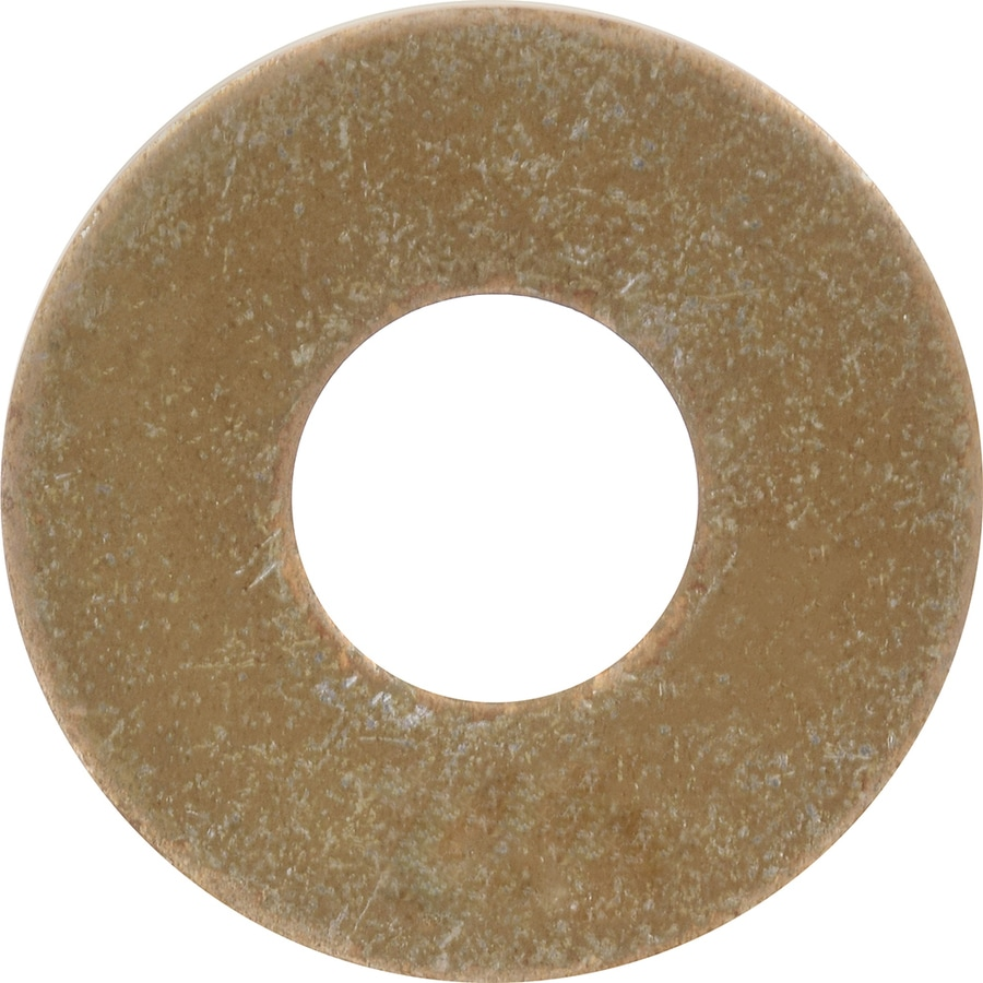 Hillman 2 Count 0.625-in x 1.31-in Zinc-Plated Standard (SAE) Flat Washer