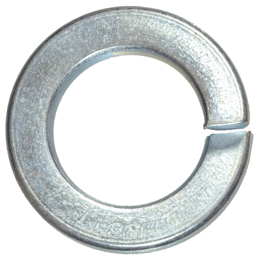 The Hillman Group 4-Count 7/16-in Standard (SAE) Split Lock Washers