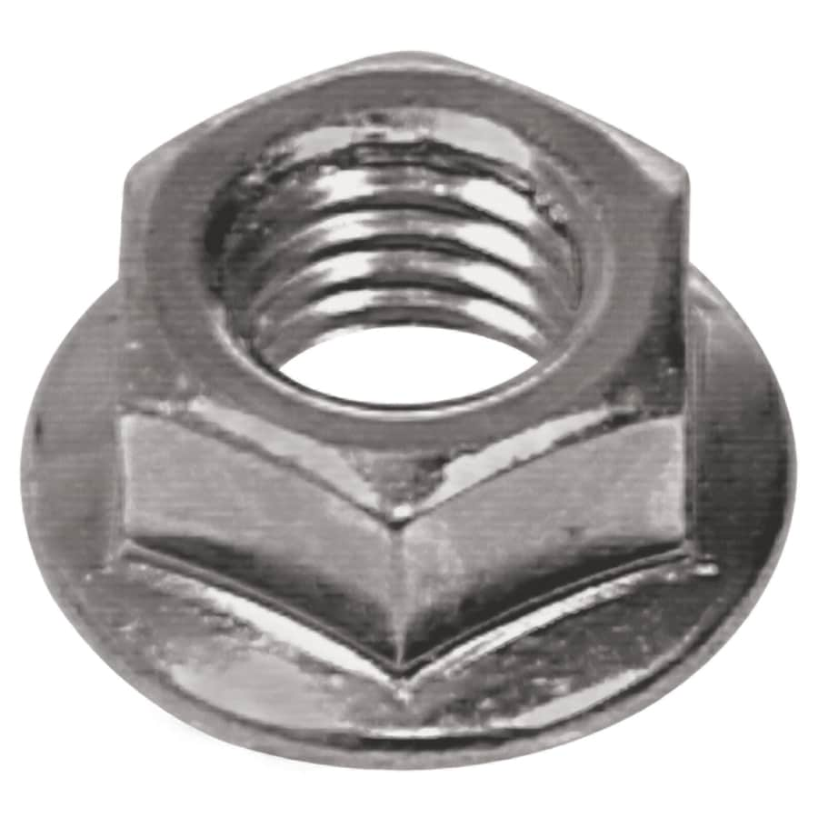 The Hillman Group 3-Count 1/4-in Zinc-Plated Standard (SAE) Flange Nuts