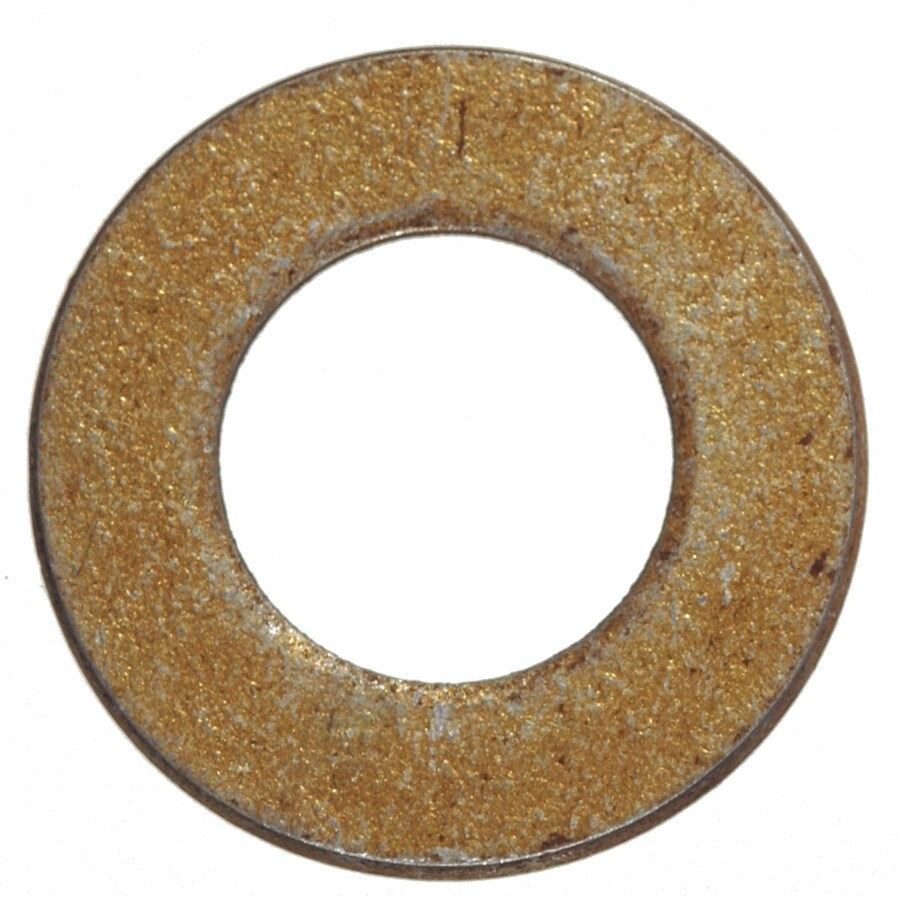 The Hillman Group 5-Count 5/16-in x 3/4-in Zinc Plated Standard (SAE) Flat Washers