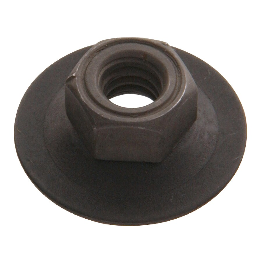 The Hillman Group 2-Count #10-24 Black Phosphate Standard (SAE) Hex Nuts