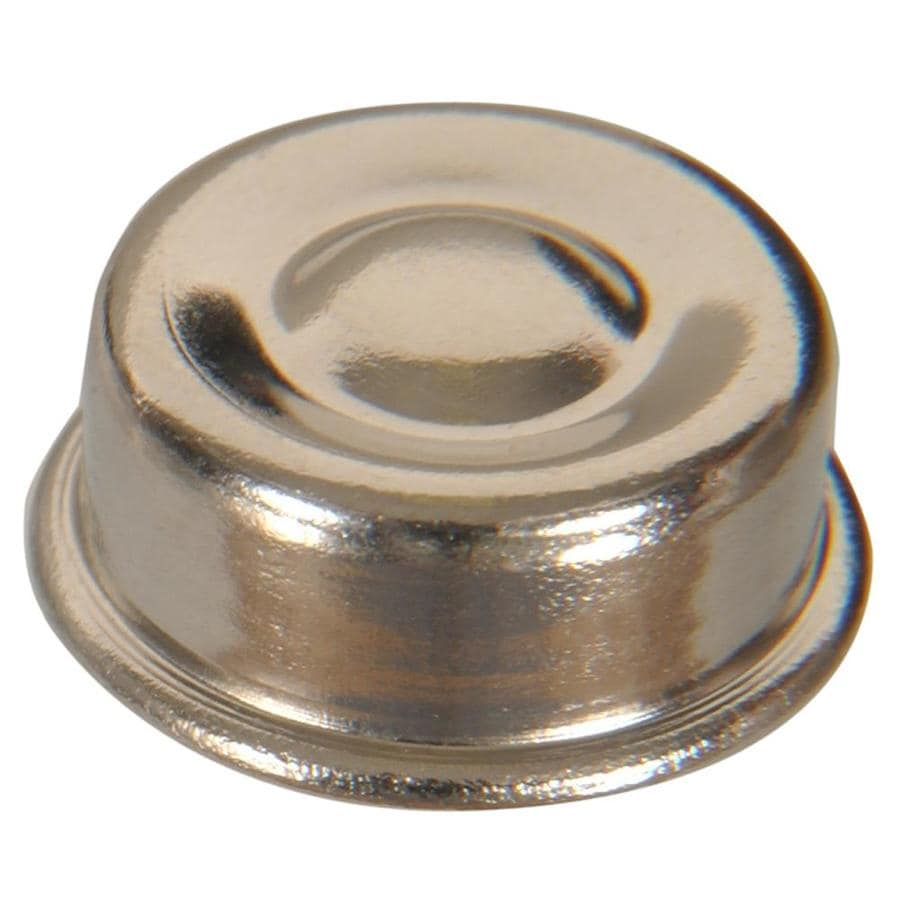 The Hillman Group 3/8-in Nickel Axle Push Nut