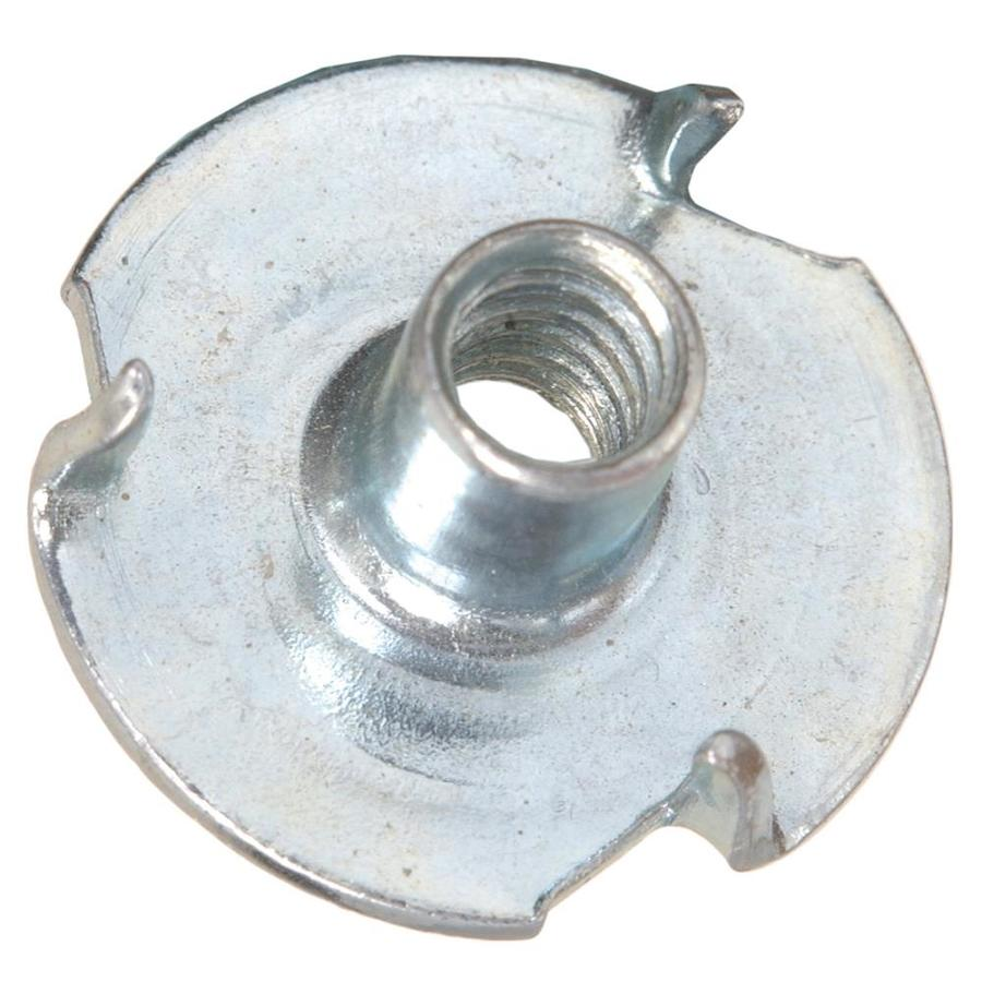 The Hillman Group 3/8-in Zinc-Plated Standard (SAE) 3-Prong Tee Nut