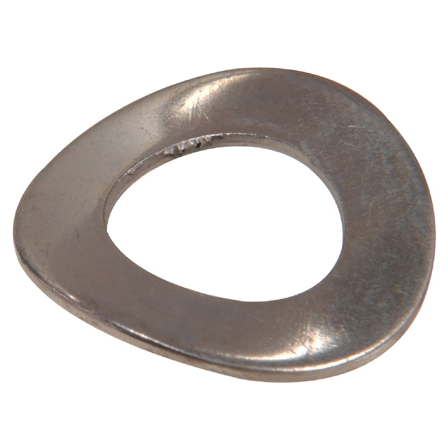 The Hillman Group 10-Count 6-mm Metric Wave Lock Washers