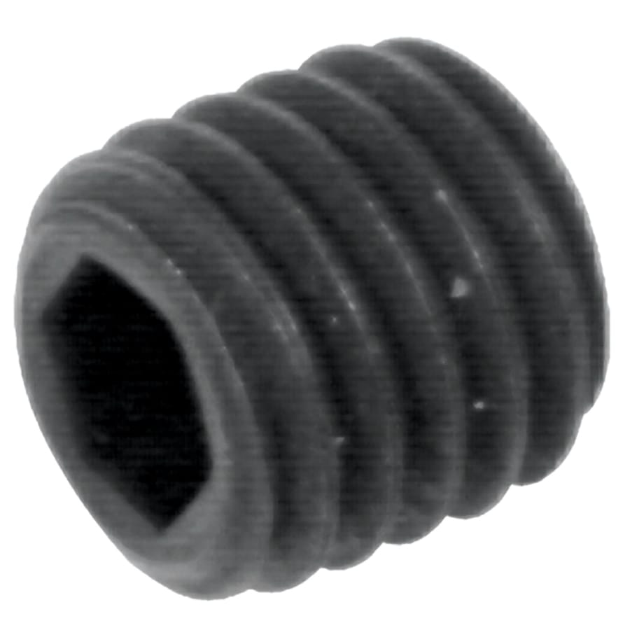 Hillman 2-Count 3/8-in to 16 x 0.375-in Alloy Cup-Point Allen-Drive Standard (SAE) Socket Cap Screws