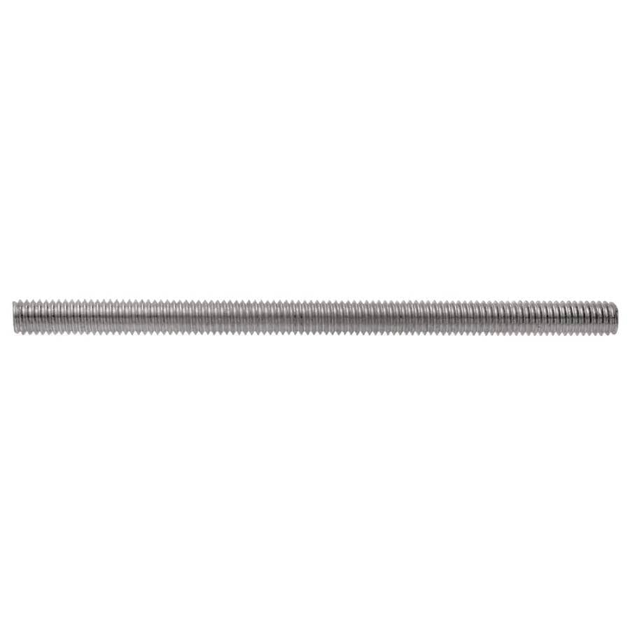 The Hillman Group 1/8-in x 3-in Standard (SAE) Threaded Rod