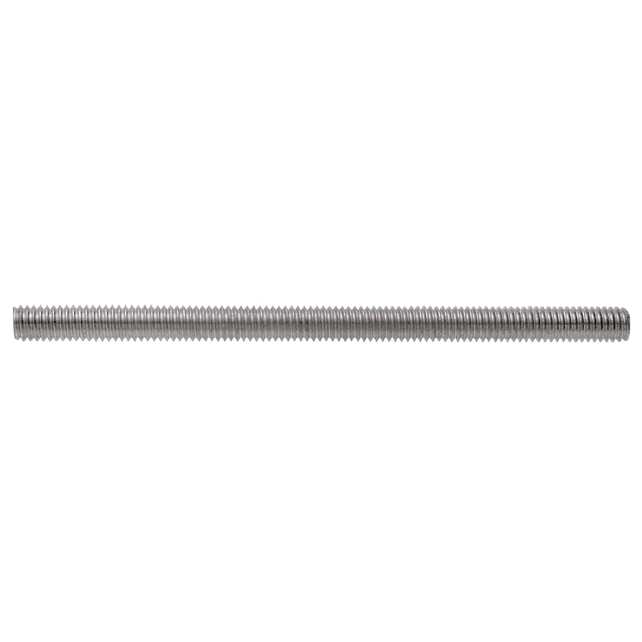 Hillman 0.19 x 3 Standard (SAE) Threaded Rod