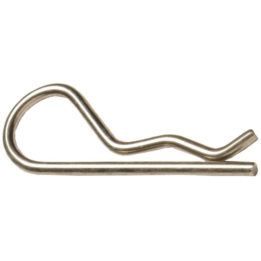 Hillman 3/32-in x 2-5/16-in Hitch Pin Clips