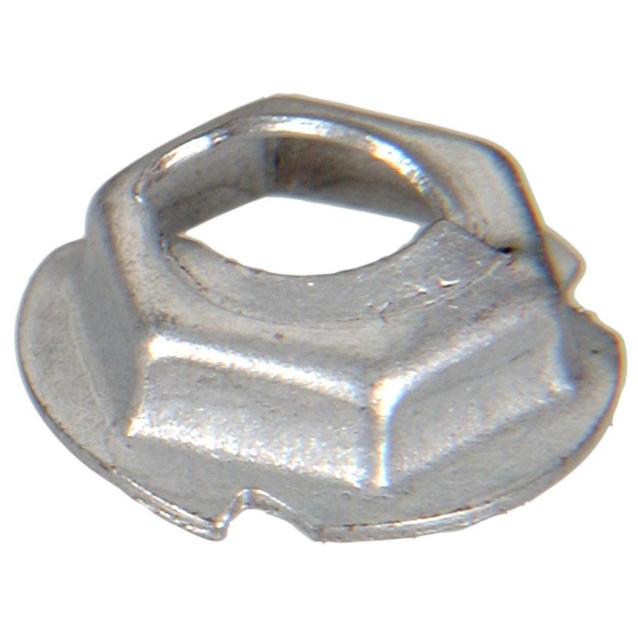 The Hillman Group 4-Count 5/32-in Plain Steel Standard (SAE) Hex Nuts