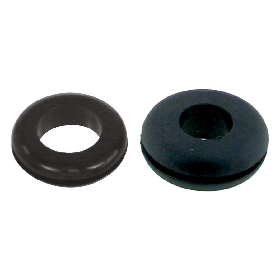 The Hillman Group 2-Pack 5/8-in x 3/8-in Rubber Grommets