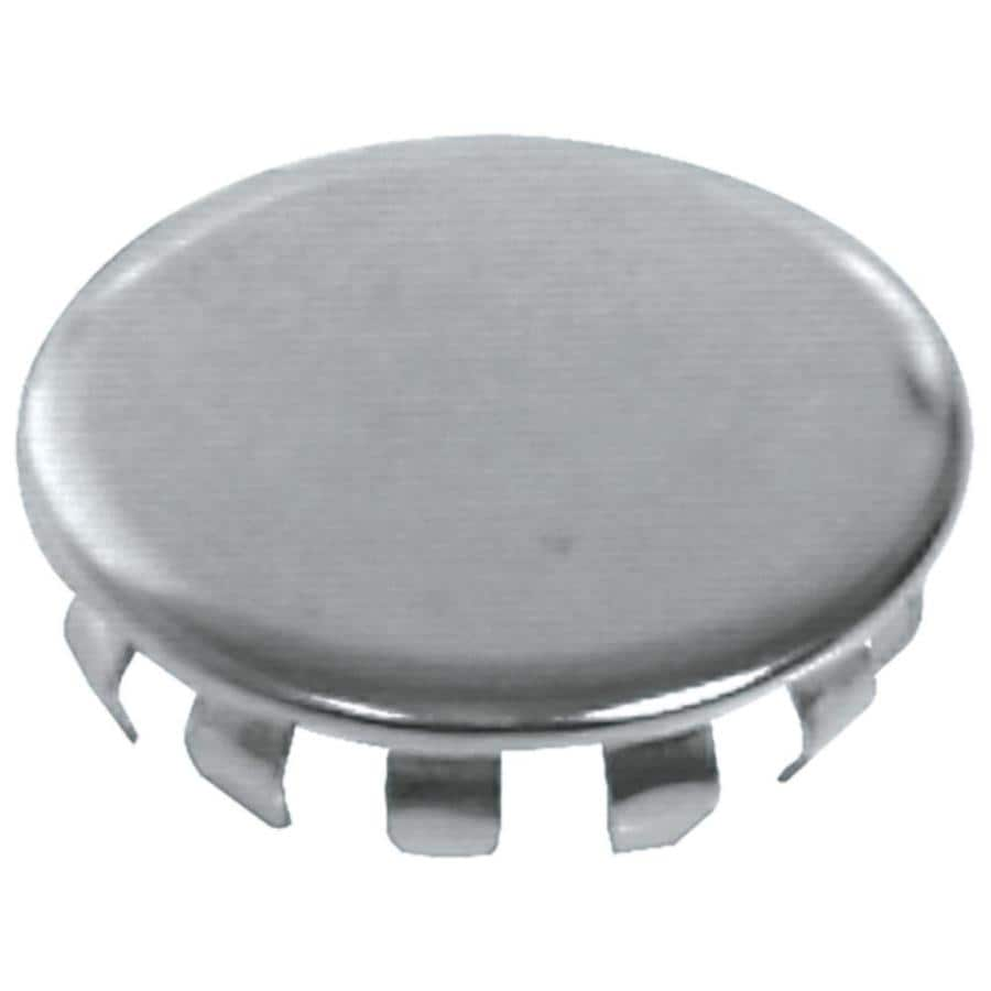 Hillman 0 375 In Chrome Plated Steel Hole Plug