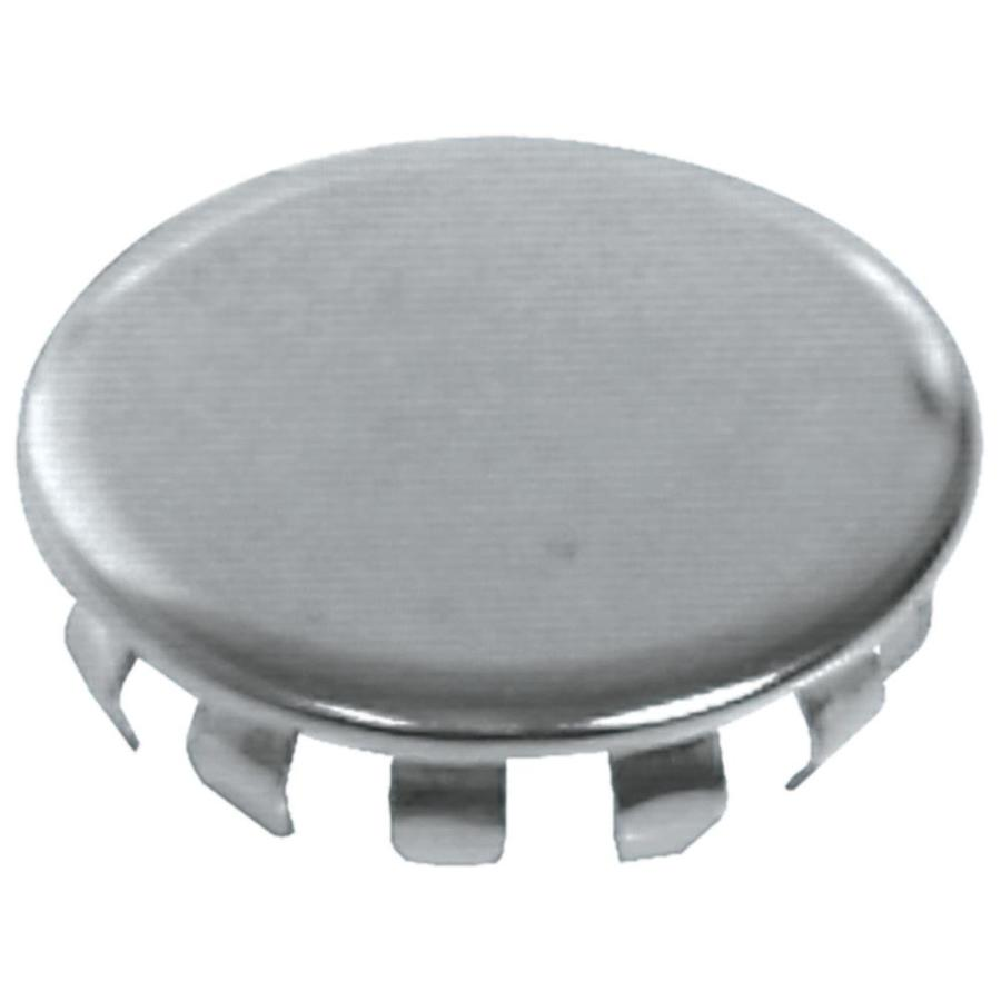 Hillman 3.8-in Chrome Plated Steel Hole Plug