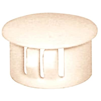 Hillman 2-Pack 0 25-in Natural Plastic Hole Plug at Lowes com