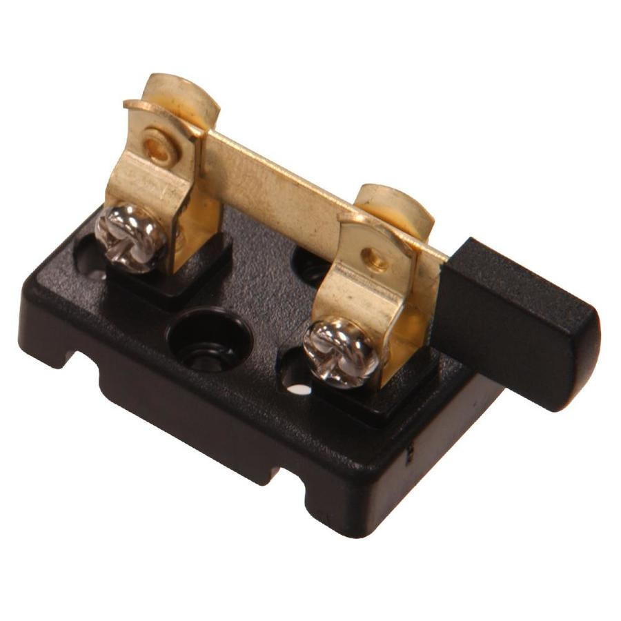 Shop Hillman Electrical Knife Switch At Lowes Com