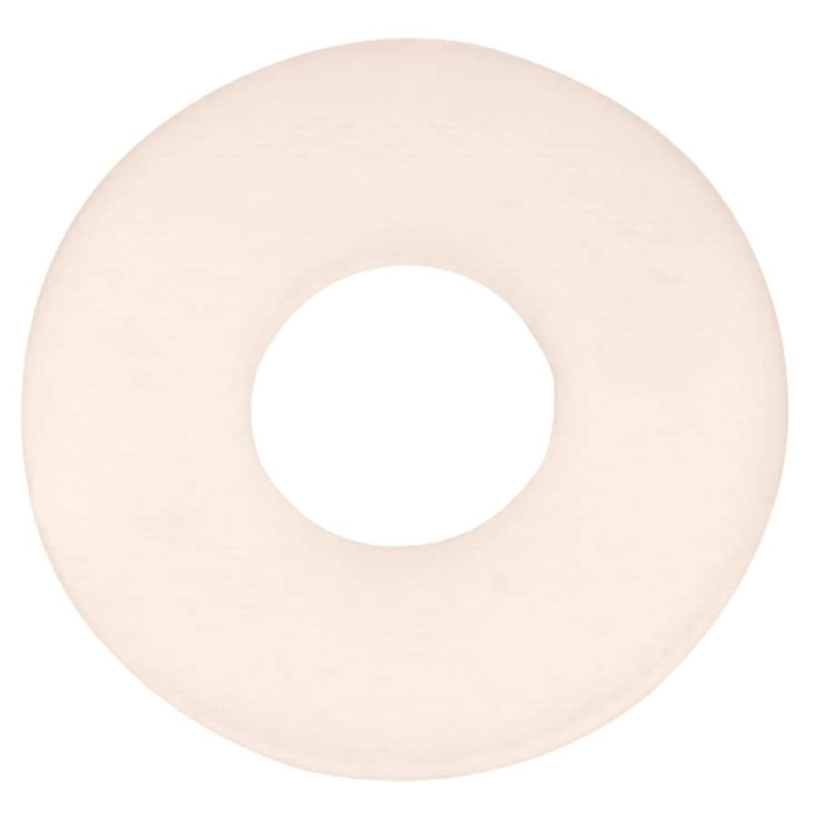 The Hillman Group 4-Count 1/4-in x 1/2-in Nylon Standard (SAE) Flat Washer