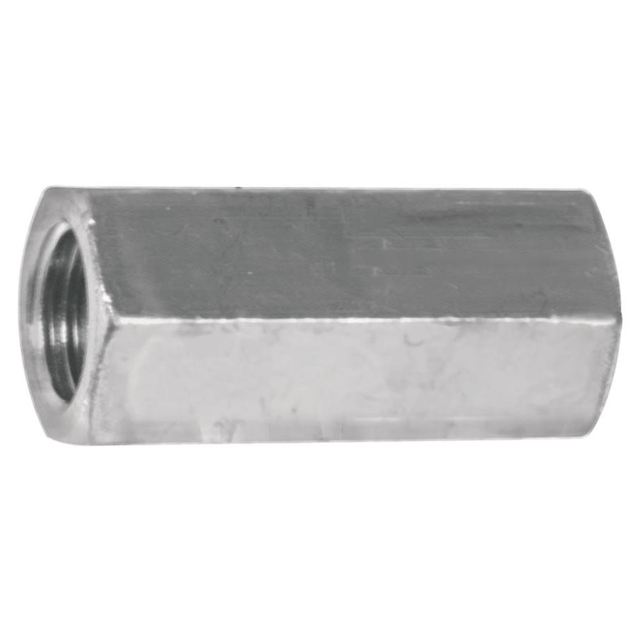 Hillman 2 Count 5/16-in Zinc-Plated Standard (SAE) Regular Nuts