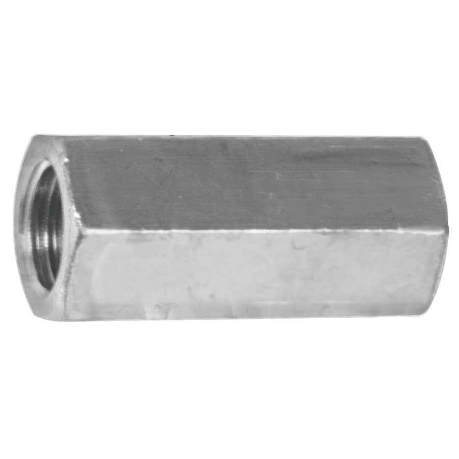 The Hillman Group 2-Count 3/8-in Zinc-Plated Standard (SAE) Regular Nuts