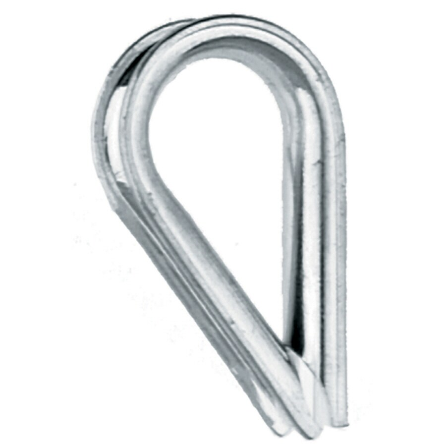 Shop Hillman 1/8-in Steel Wire Rope Thimble at Lowes.com