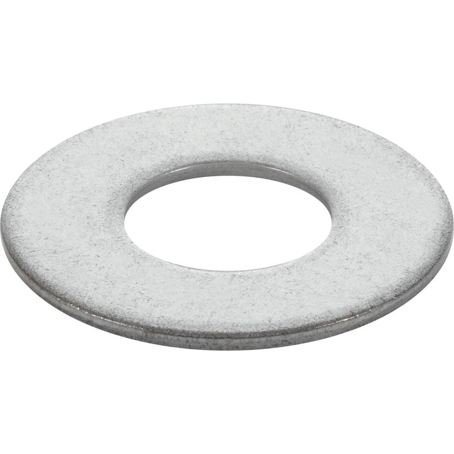 Hillman 5 Count 0.250-in x 3/4-in Stainless Steel Standard (SAE) Flat Washer
