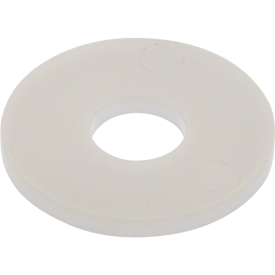 The Hillman Group 20-Count 1/4-in x 3/4-in Nylon Standard (SAE) Fender Washers