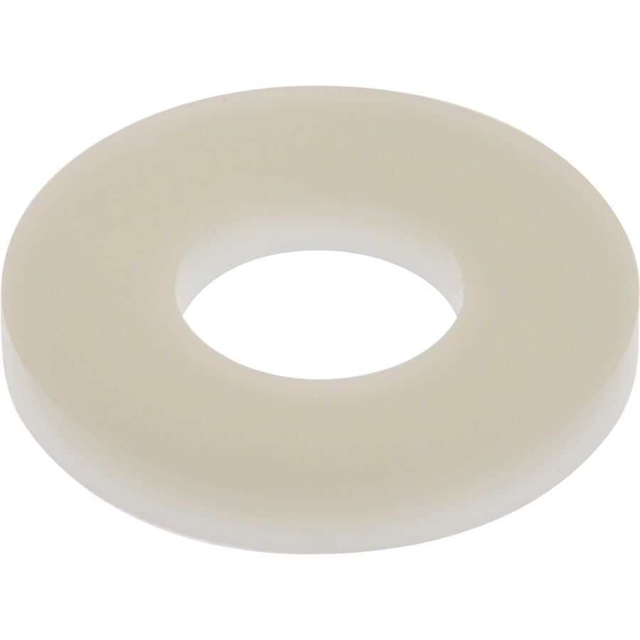 Hillman 12-Count 7/16-in x 1-in Nylon Standard (SAE) Fender Washers