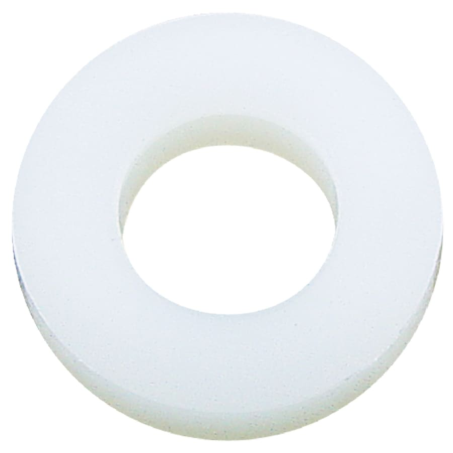 The Hillman Group 12-Count 1/4-in x 1-1/4-in Nylon Standard (SAE) Flat Washers