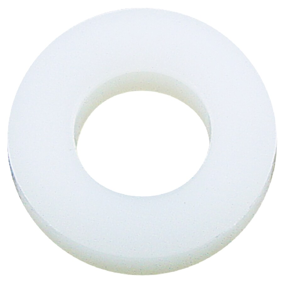 The Hillman Group 10-Count 5/8-in x 1-11/16-in Nylon Standard (SAE) Flat Washers