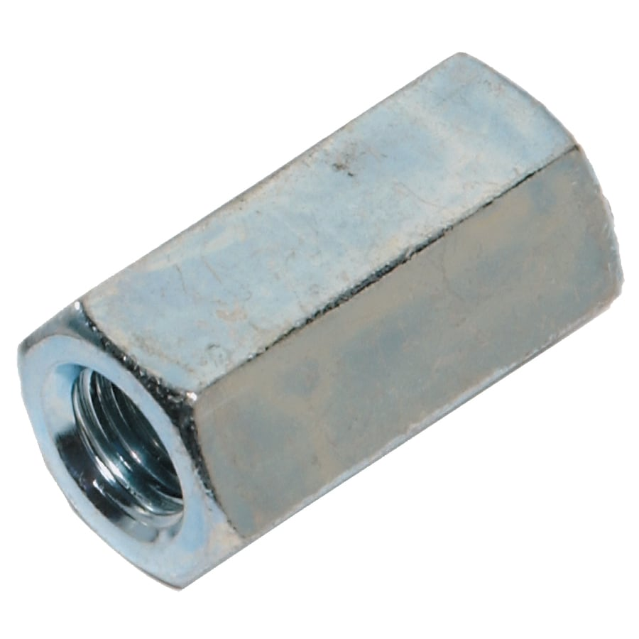 Shop Hillman 3 Count Zinc Plated Metric Coupling Nut At