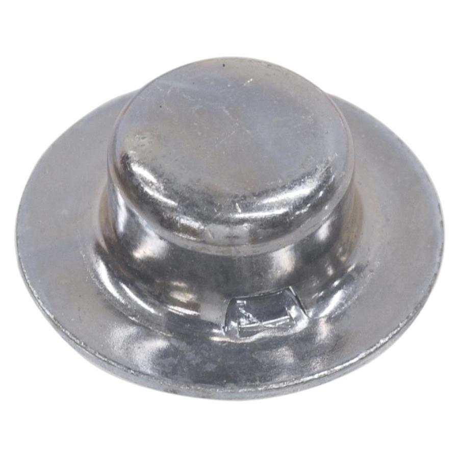 Hillman 2-Count 1/2-in Zinc-Plated Axle Cap Nuts