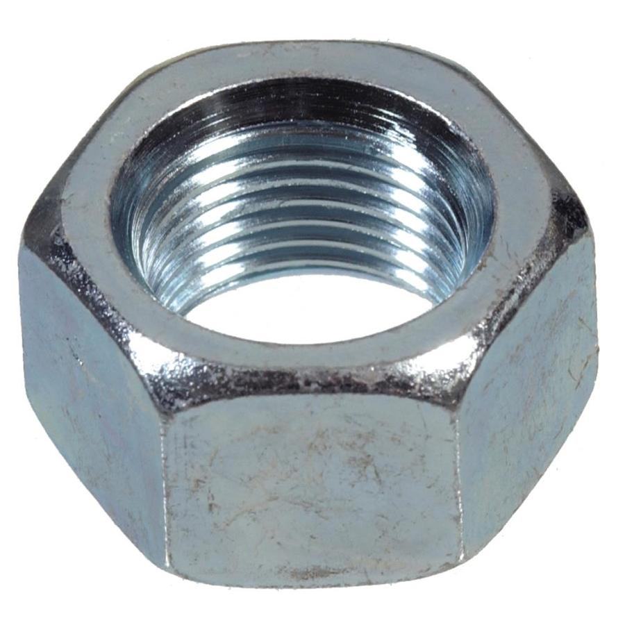 The Hillman Group 4-Count 8mm Zinc-Plated Metric Hex Nuts