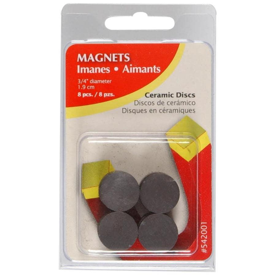 Exceptionnel Hillman 3/4 In Ceramic Disc Magnet