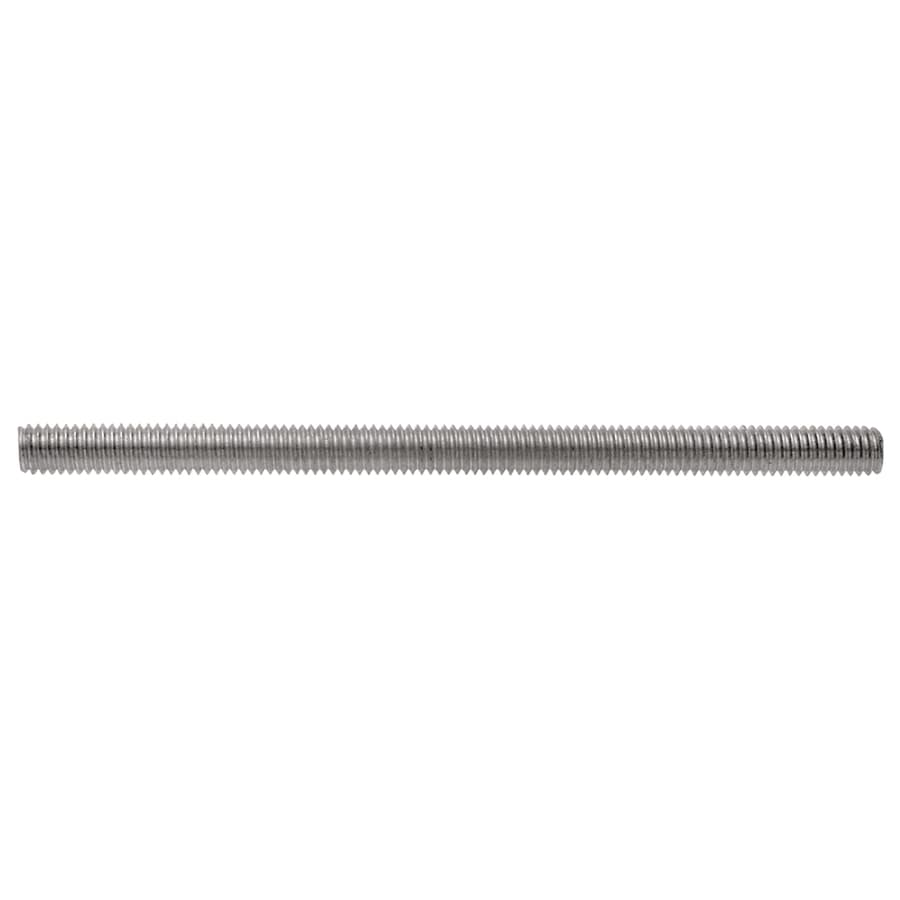 Hillman M8- 1.25 Metric Threaded Rod
