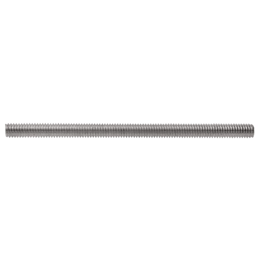 Hillman 1/4-in x 2-1/4-in Standard (SAE) Threaded Rod