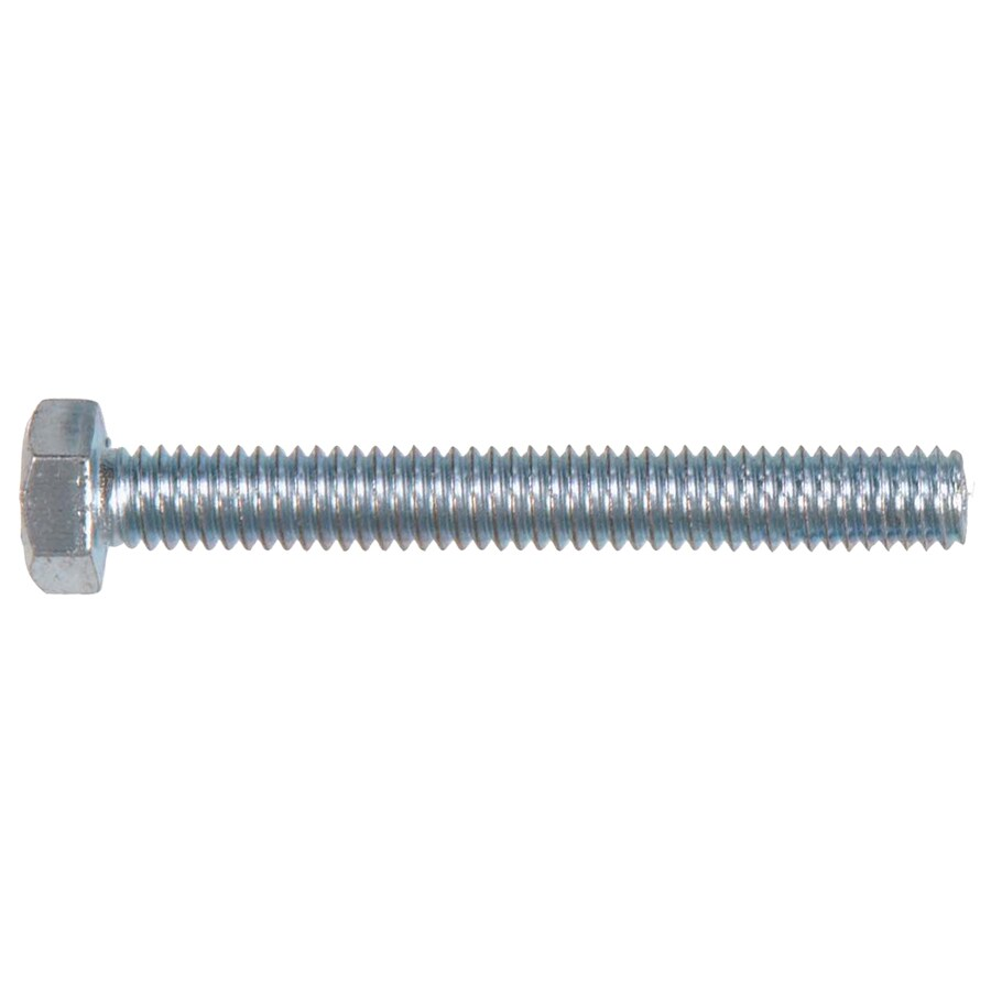 The Hillman Group 6-Count 1/4-in-20 x 6-in Stainless Steel Standard (SAE) Hex Tap Bolts