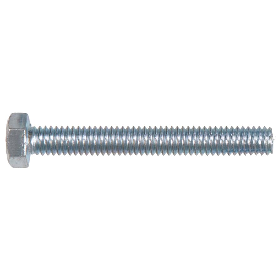 Hillman 6-Count 1/4-in-20 x 6-in Stainless Steel Standard (SAE) Hex Tap Bolts