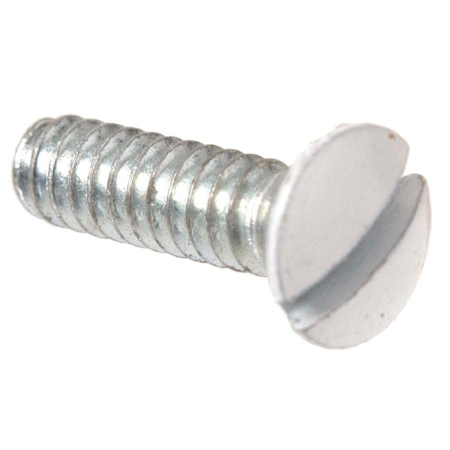 To Silver Colored Screws Brass Screws Are For Hot Wires From Breaker