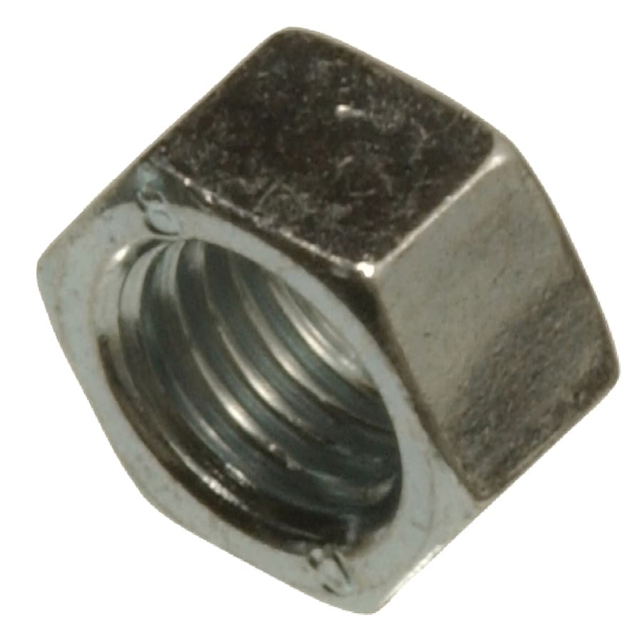 The Hillman Group 16-Count 8mm Zinc-Plated Metric Hex Nuts
