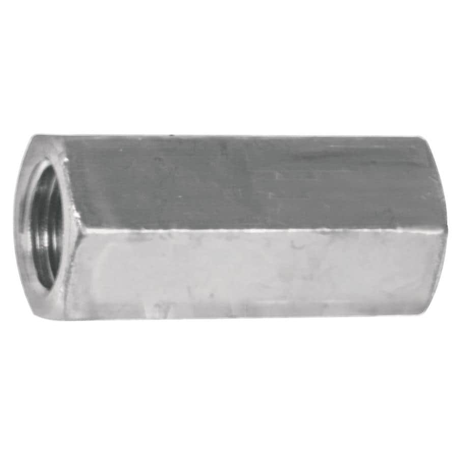 The Hillman Group 5-Count 3/8-in Zinc-Plated Standard (SAE) Regular Nuts