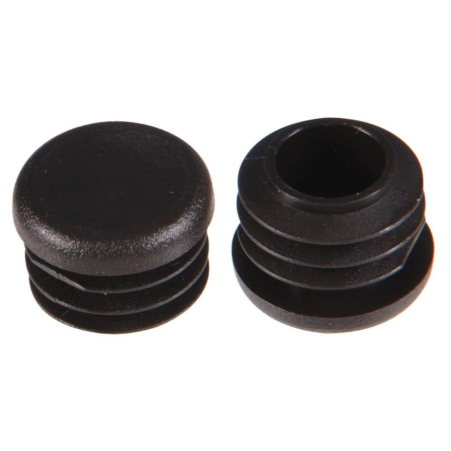 Good Hillman 2 Pack Small In Black Plastic Caps