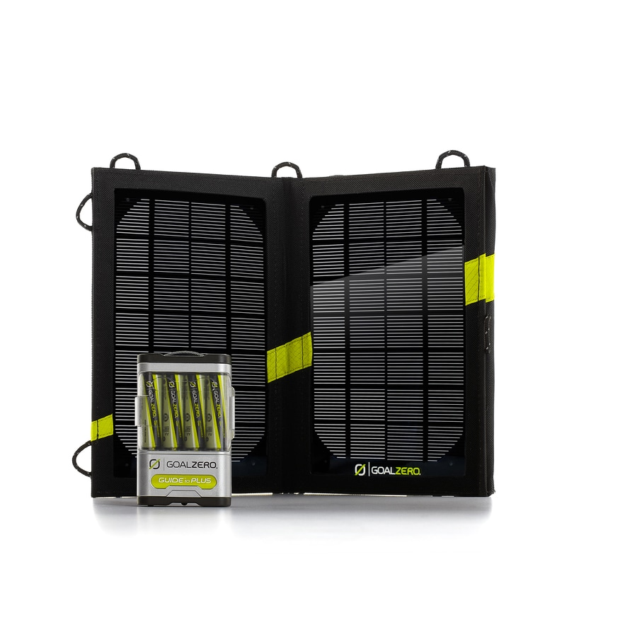 GOAL ZERO Solar Kits Portable Solar Power Kit