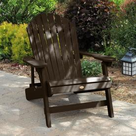 Genial Highwood Hamilton Plastic Stationary Adirondack Chair With Slat Seat